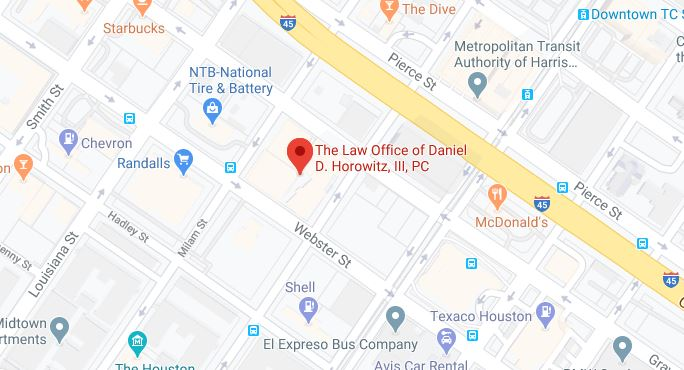 Picture of The Law Office of Daniel D. Horowitz, III PC map